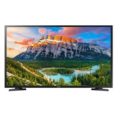 "LED телевизор SAMSUNG UE32N5000AUXRU ""R"", 32"", FULL HD (1080p), черный"
