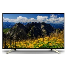"""LED телевизор SONY KD55XF7005BR2 54.6"""", Ultra HD 4K (2160p), черный/ серебристый"""
