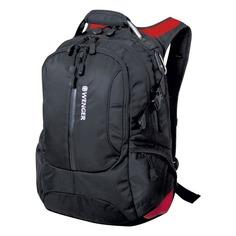 Рюкзак Wenger 1200D черный/красный 15912215 39x5x50см 30л. 1.346кг.
