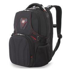 Рюкзак Wenger 900D черный 5899201412 39x5x47см 35л. 1.3кг.