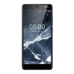 Смартфон NOKIA 5.1 Dual Sim 16Gb, синий