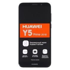 Смартфон HUAWEI Y5 Prime 2018 16Gb, черный