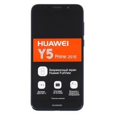 Смартфон HUAWEI Y5 Prime 2018 16Gb, синий