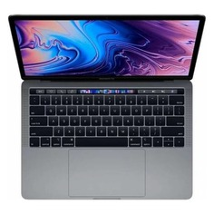 "Ноутбук APPLE MacBook Pro MR9Q2RU/A, 13.3"", Intel Core i5 8259U 2.3ГГц, 8Гб, 256Гб SSD, Intel Iris graphics 655, Mac OS Sierra, MR9Q2RU/A, темно-серый"