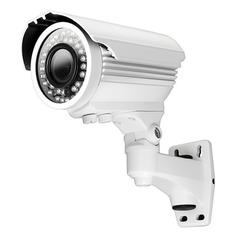 Камера видеонаблюдения GINZZU HAB-20V1P, 2.8 - 12 мм, белый