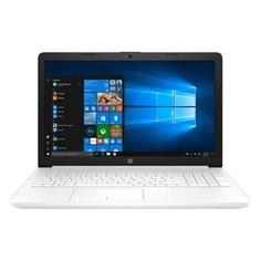 "Ноутбук HP 15-db0083ur, 15.6"", AMD A9 9425 3.1ГГц, 8Гб, 1000Гб, AMD Radeon 520 - 2048 Мб, Windows 10, 4KG67EA, белый"