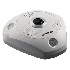 Видеокамера IP HIKVISION DS-2CD6332FWD-IS, 1.19 мм, белый