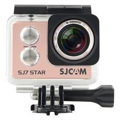 Экшн-камера SJCAM SJ7 Star 4K, WiFi, розовый [sj7star_rose]
