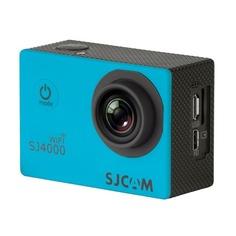 Экшн-камера SJCAM SJ4000 Wi-Fi 1080p, WiFi, синий [sj4000wifiblue]
