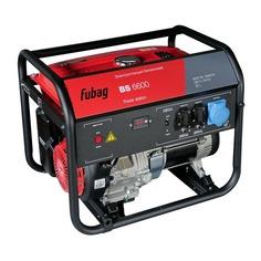 Бензиновый генератор FUBAG BS 6600, 220 В, 6.5кВт [838298]