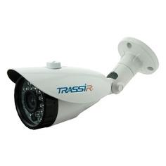 Видеокамера IP TRASSIR TR-D2111IR3, 3.6 мм, белый