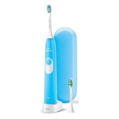 Электрическая зубная щетка PHILIPS Sonicare 2 Series HX6212/87 голубой