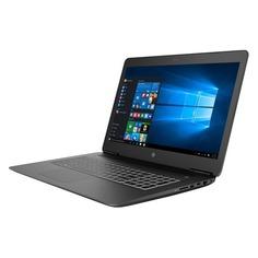 "Ноутбук HP 17-ab400ur, 17.3"", Intel Core i5 8300H 1.8ГГц, 8Гб, 1000Гб, 128Гб SSD, nVidia GeForce GTX 1050 - 2048 Мб, DVD-RW, Windows 10, 4HA86EA, черный"