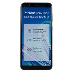 Смартфон ASUS ZenFone Max Pro M1 128Gb, ZB602KL, серебристый