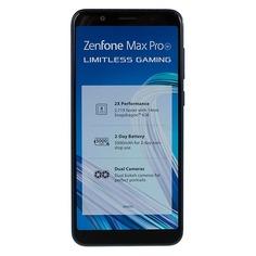 Смартфон ASUS ZenFone Max Pro M1 128Gb, ZB602KL, синий