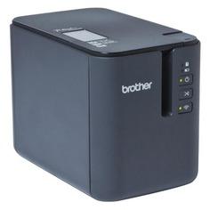Принтер Brother PTP-900W стационарный светло-серый/черный