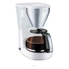 Кофеварка MELITTA Easy Top, капельная, белый [6729561]