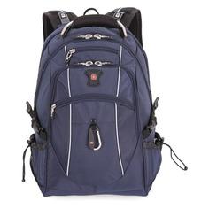 Рюкзак Wenger 900D/420D/М2 добби синий/серебристый 6677303408 34x23x48см 38л.