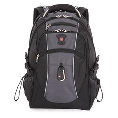 Рюкзак Wenger 900D/420D/М2 добби черный 6677204410 34x23x48см 38л.