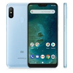 Смартфон XIAOMI Mi A2 Lite 32Gb, голубой