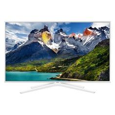 "LED телевизор SAMSUNG UE49N5510AUXRU ""R"", 49"", FULL HD (1080p), белый"