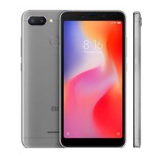 Смартфон XIAOMI Redmi 6 32Gb, серый