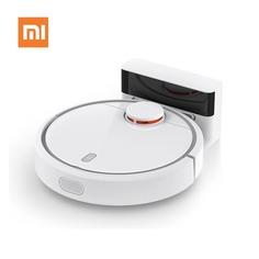 Робот-пылесос XIAOMI Mi Robot Vacuum EU, 65Вт, белый/серый
