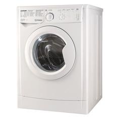 Стиральная машина INDESIT EWSB 5085 CIS, фронтальная загрузка, белый