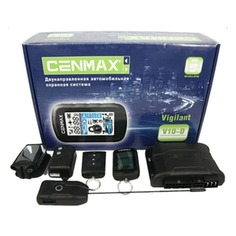 Автосигнализация CENMAX Vigilant V-10D [vigilant v10 d]