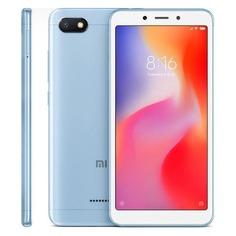 Смартфон XIAOMI Redmi 6A 32Gb, голубой