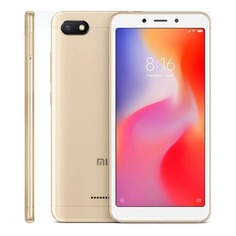 Смартфон XIAOMI Redmi 6A 16Gb, золотистый