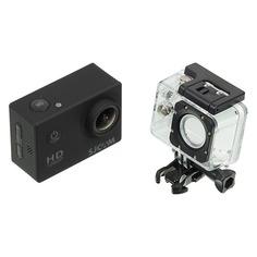 Экшн-камера SJCAM SJ4000 1080p, черный [sj4000black]