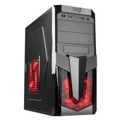 Компьютер IRU Home 223, AMD Ryzen 3 2200G, DDR4 8Гб, 120Гб(SSD), AMD Radeon RX Vega 8, Windows 10 Professional, черный [1086458]