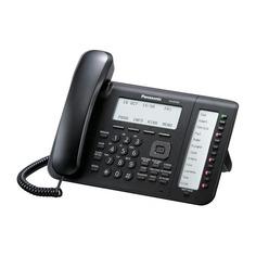IP телефон PANASONIC KX-NT556RU-B