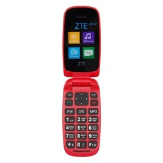 Мобильный телефон ZTE R341, красный