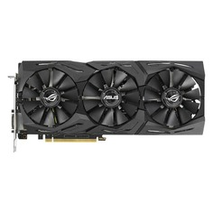 Видеокарта ASUS nVidia GeForce GTX 1060 , STRIX-GTX1060-A6G-GAMING, 6Гб, GDDR5, Ret