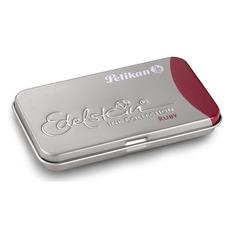 Картридж Pelikan Edelstein EIRT6 (339663) рубиновые чернила для ручек перьевых (6шт) Пеликан