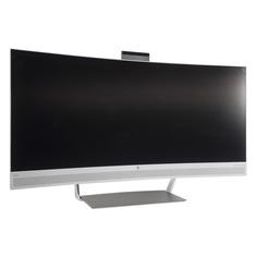 "Монитор ЖК HP EliteDisplay S340c 34"", серебристый [v4g46aa]"