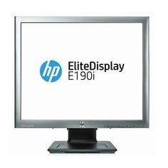 "Монитор ЖК HP EliteDisplay E190i 18.9"", серебристый и черный [e4u30aa]"