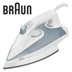 Утюг BRAUN TS765A, 2400Вт, белый [0x12711024]