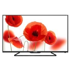 """LED телевизор TELEFUNKEN TF-LED55S37T2SU """"R"""", 55"""", Ultra HD 4K (2160p), черный"""