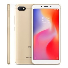 Смартфон XIAOMI Redmi 6A 32Gb, золотистый