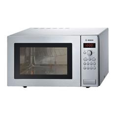 Микроволновая печь BOSCH HMT 84G451R, серебристый