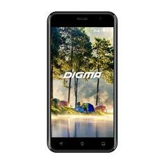 "Смартфон Digma Joy 3G Linx 4Gb 512Mb темно-серый 3G 2Sim 5"" 480x854 AndGo 2Mpix 802.11bgn BT GPS"