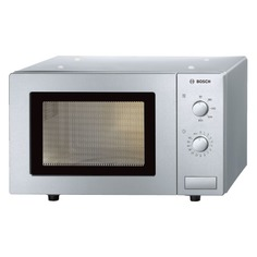 Микроволновая печь BOSCH HMT 72M450R, серебристый