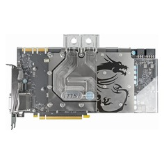Видеокарта MSI nVidia GeForce GTX 1080 , GeForce GTX 1080 SEA HAWK EK X, 8Гб, GDDR5X, OC, Ret