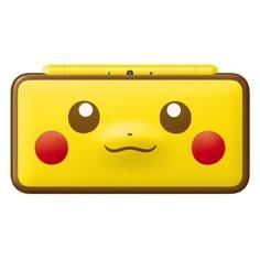 Игровая консоль NINTENDO 2DS XL Pikachu Edition, желтый/рисунок