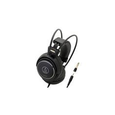 Наушники AUDIO-TECHNICA ATH-AVC500, мониторы, черный, проводные