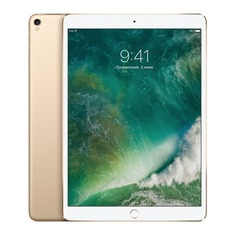 "Планшет APPLE iPad Pro 2017 10.5"" 256Gb Wi-Fi MPF12RU/A, 4GB, 256Гб, iOS золотистый"