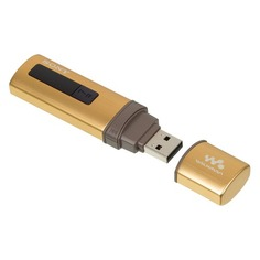 MP3 плеер SONY NWZ-B183FN flash 4Гб золотистый [nwzb183fn.ee]